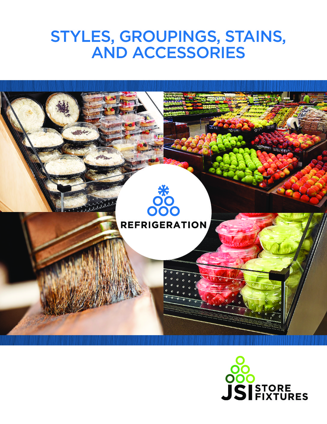 Refrigeration Stains & Accessories