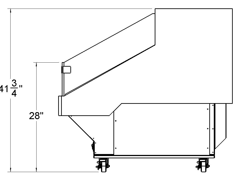 RBS034HV-41 SIDE LINE DWG