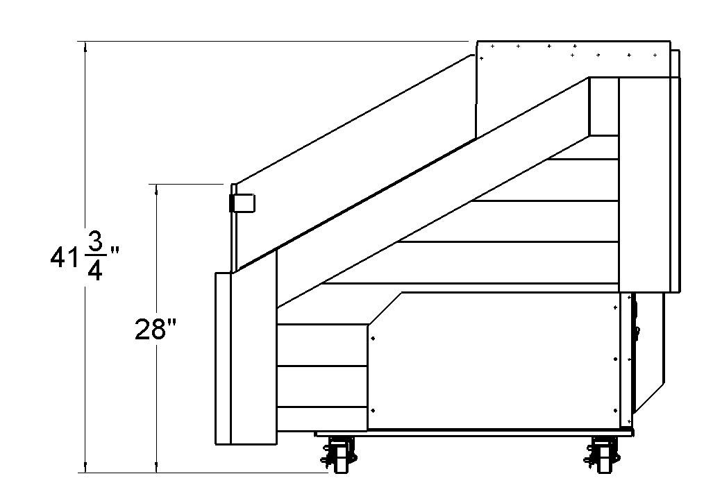 RBS038HV-41 SIDE LINE DWG