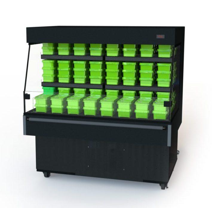 55″ High Refrigerated Multi Decks