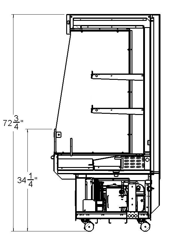 RMD034-72 SIDE LINE DWG