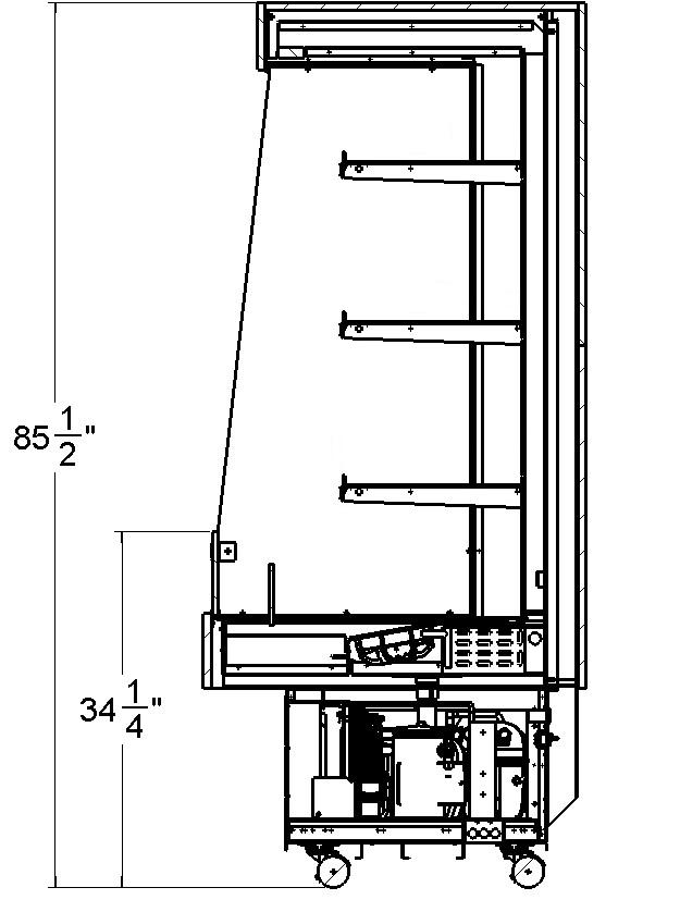 RMD034-84 SIDE LINE DWG